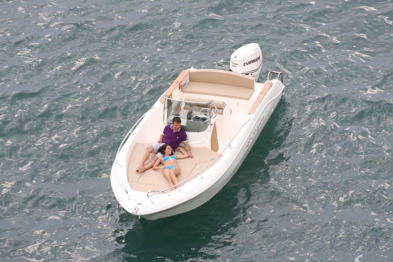 location bateau Capelli Cap 21 Open