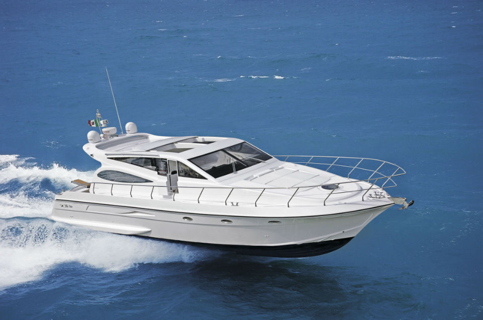 location bateau Della Pasqua DC 14 Elite