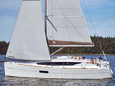 location bateau Sun Odyssey 319