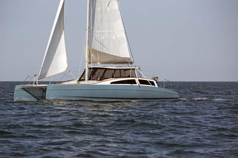 Location bateau  Maine Cat 38