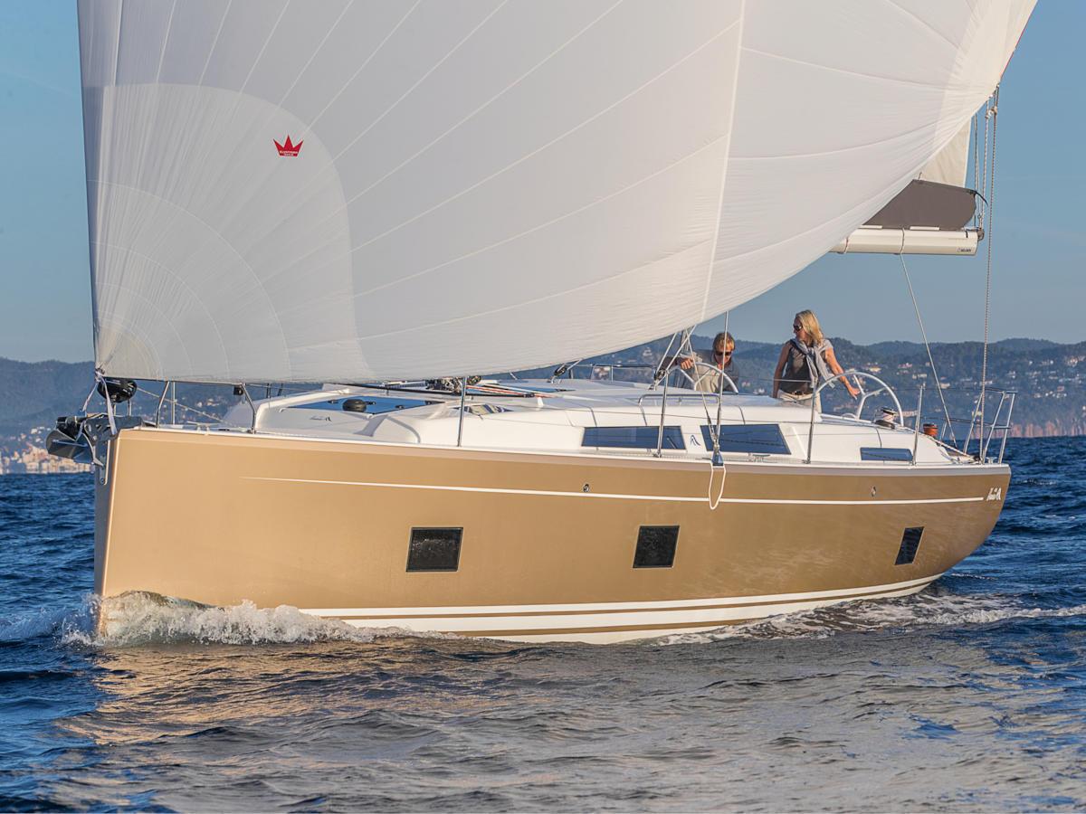 location bateau Hanse 418