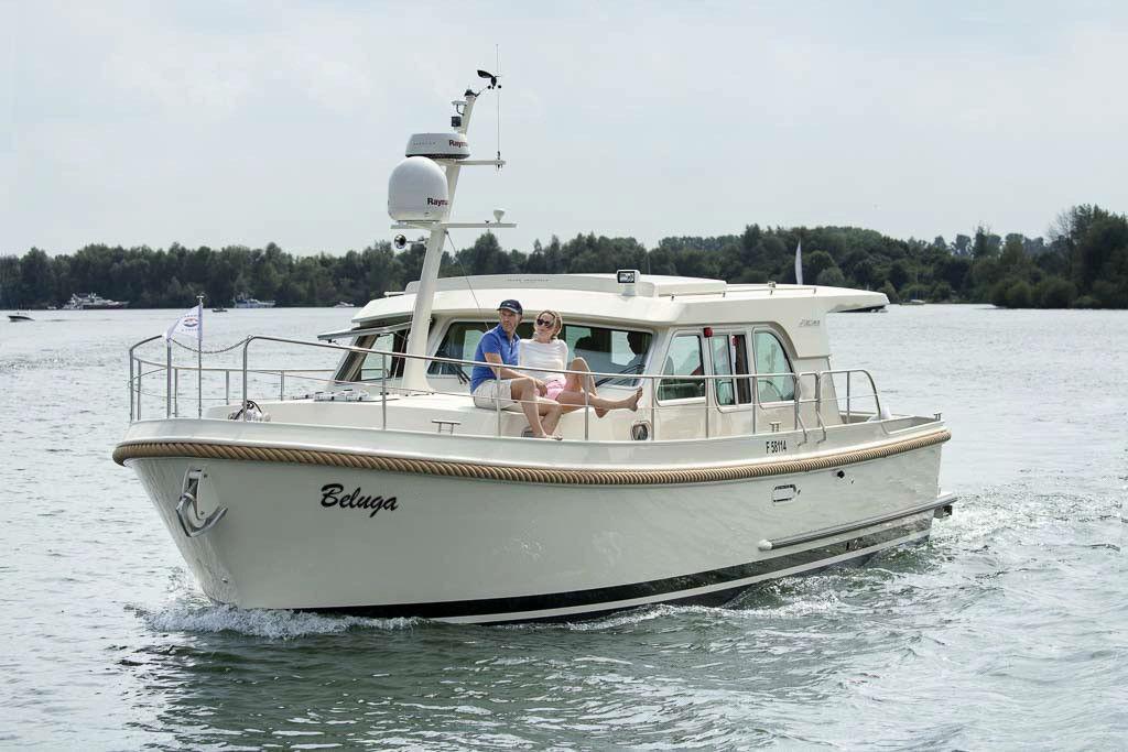 location bateau Linssen GS 40.0 Sedan