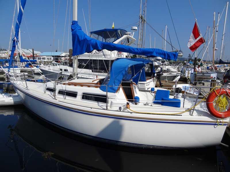 location bateau Catalina 27