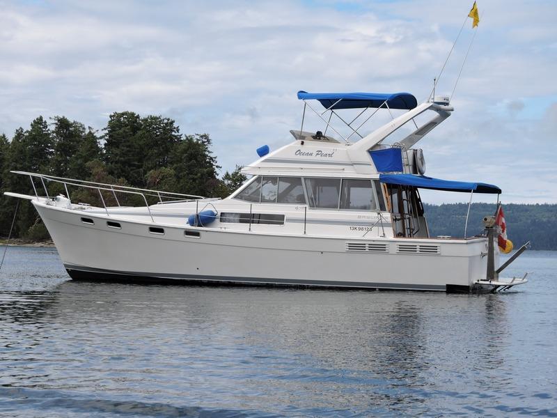 location bateau Bayliner 3888