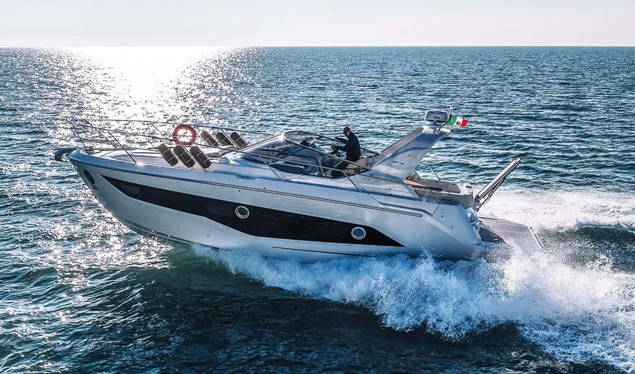 location bateau Cranchi Z35