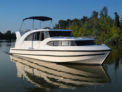 Location bateau  Minuetto 8