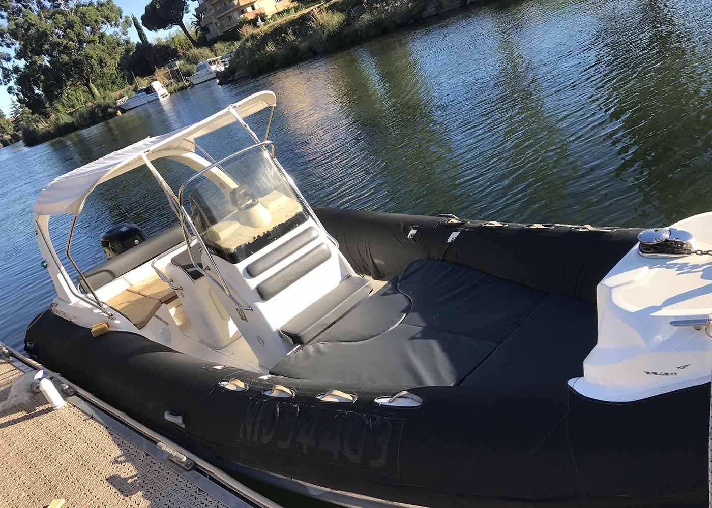 location bateau Nuova Jolly 720