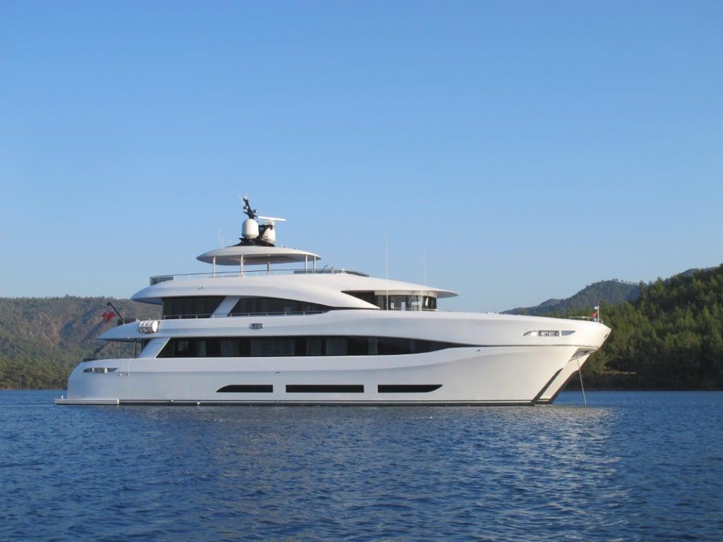 location bateau Quaranta