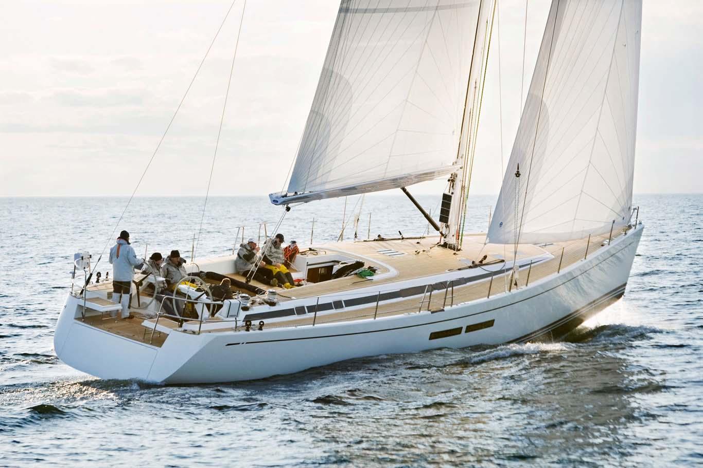 location bateau Swan 66