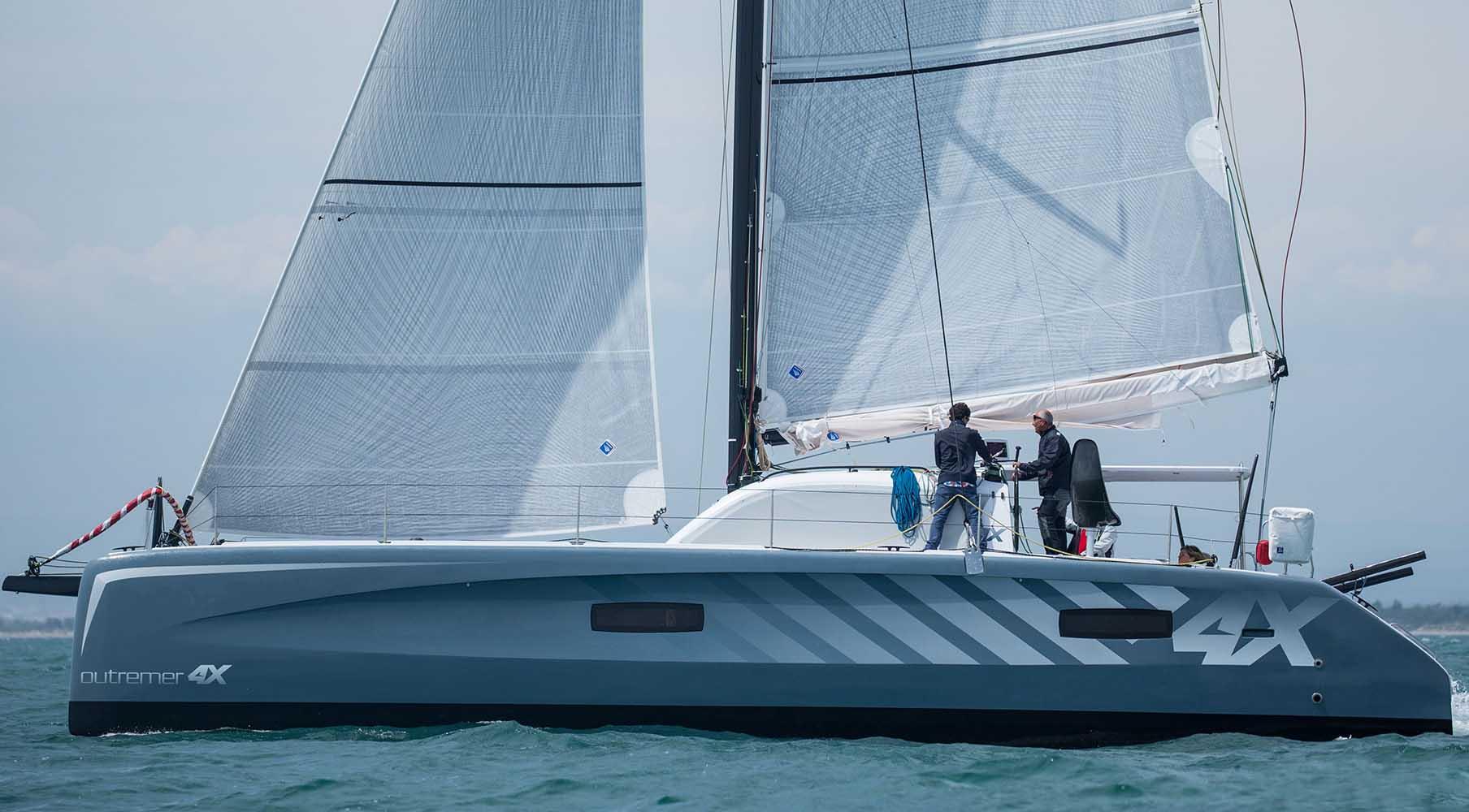 Location bateau  Outremer 45 4X