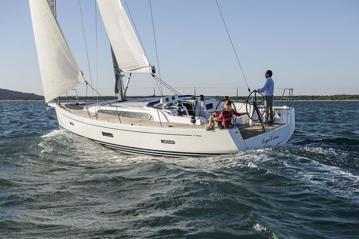 location bateau X-Yacht X4³