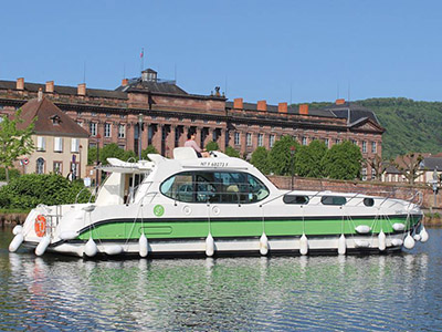 location bateau Estivale Sixto Green