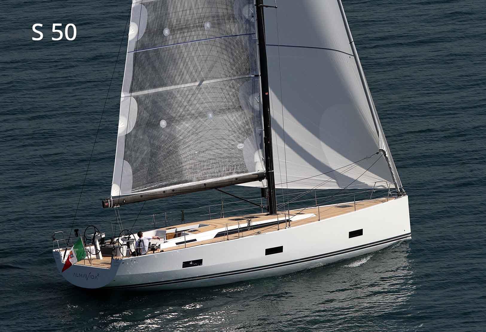 location bateau Solaris 50
