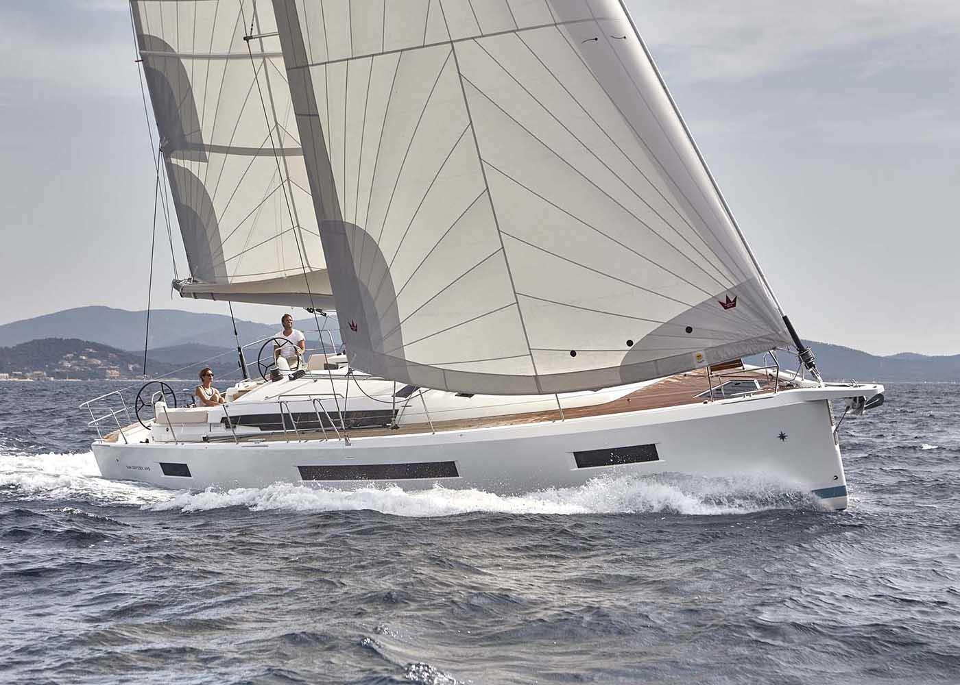esterno Sun Odyssey 490