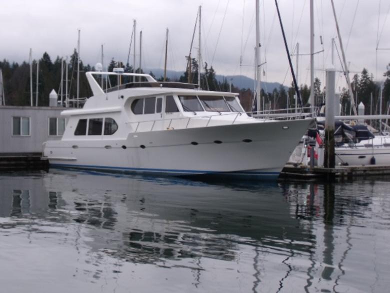 location bateau Westcoast 62
