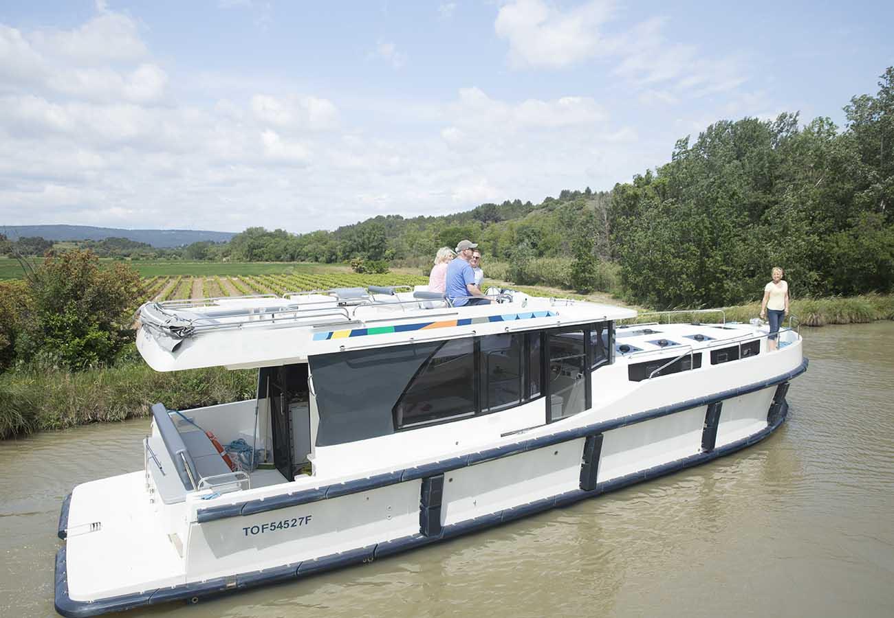 location bateau Horizon 5