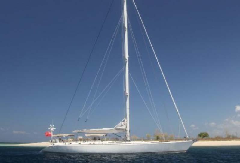location bateau Swan 87