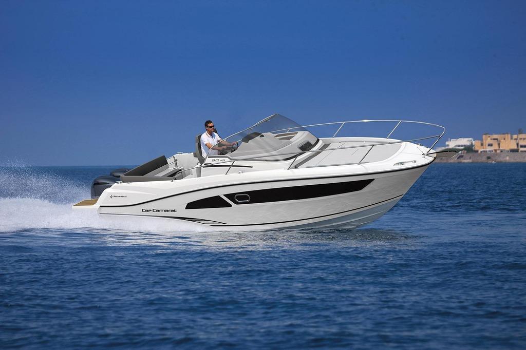 location bateau Cap Camarat 9.0 WA
