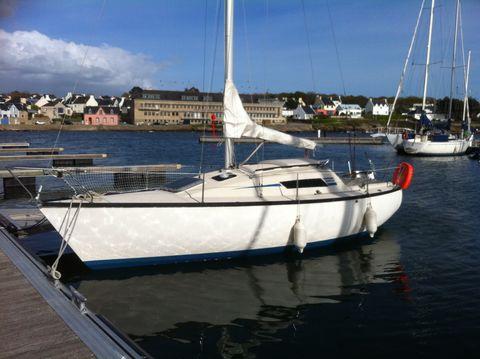 location bateau First 25 QR
