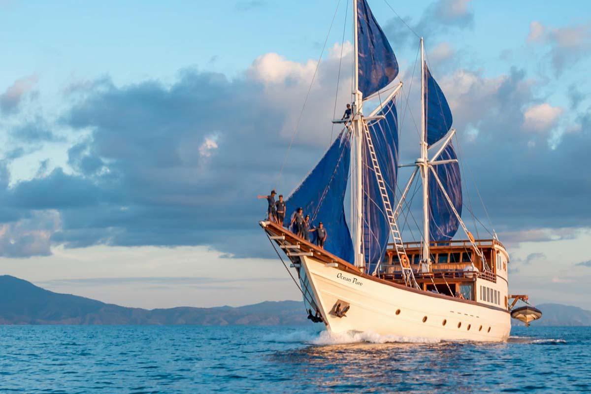 location bateau Ocean Pure