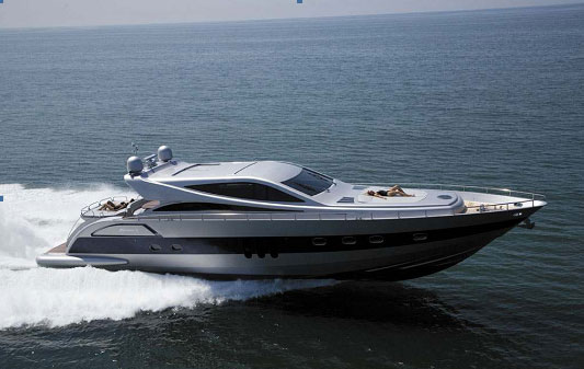 location bateau Alfamarine 72