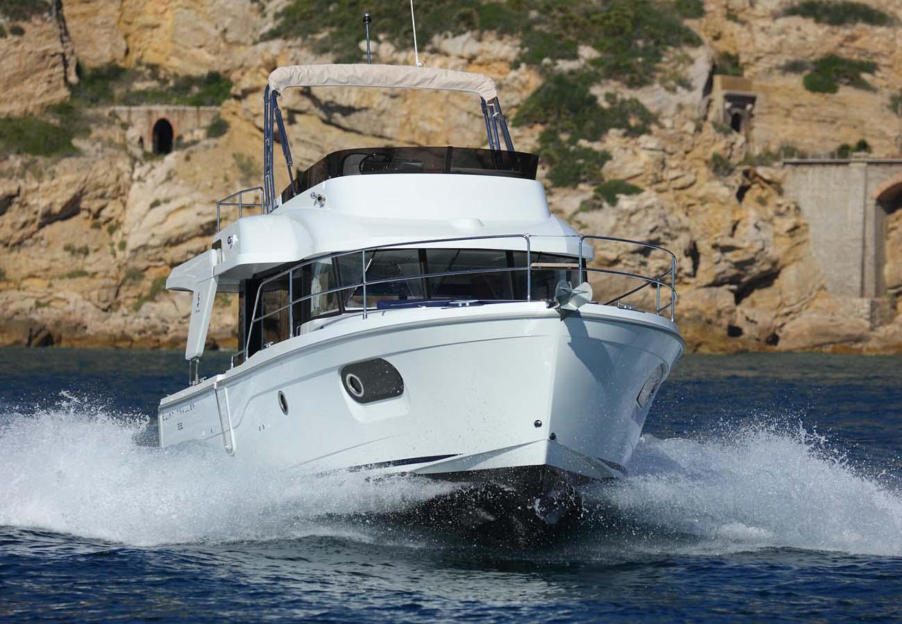 äußere Swift Trawler 35