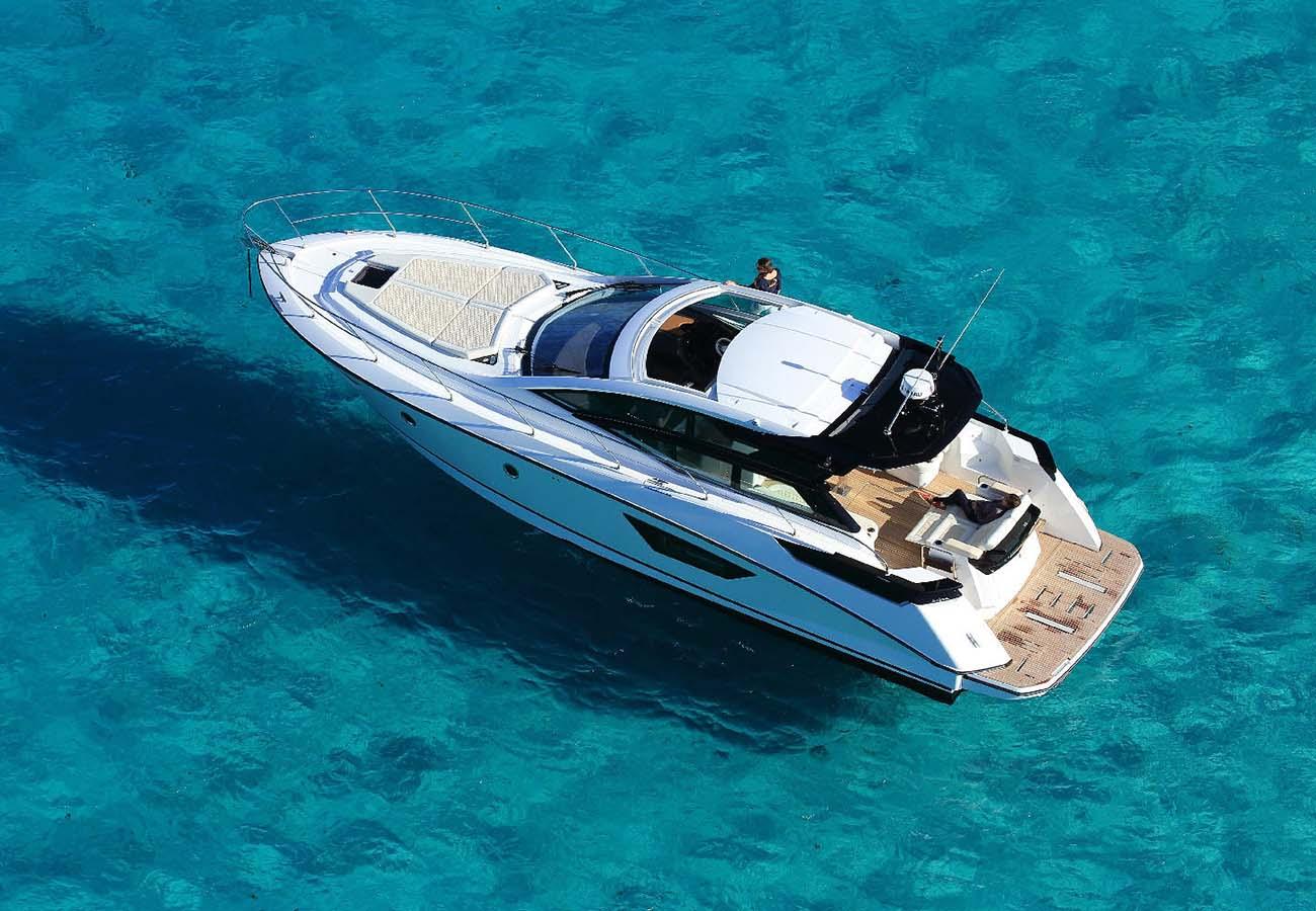 location bateau Gran Turismo 46