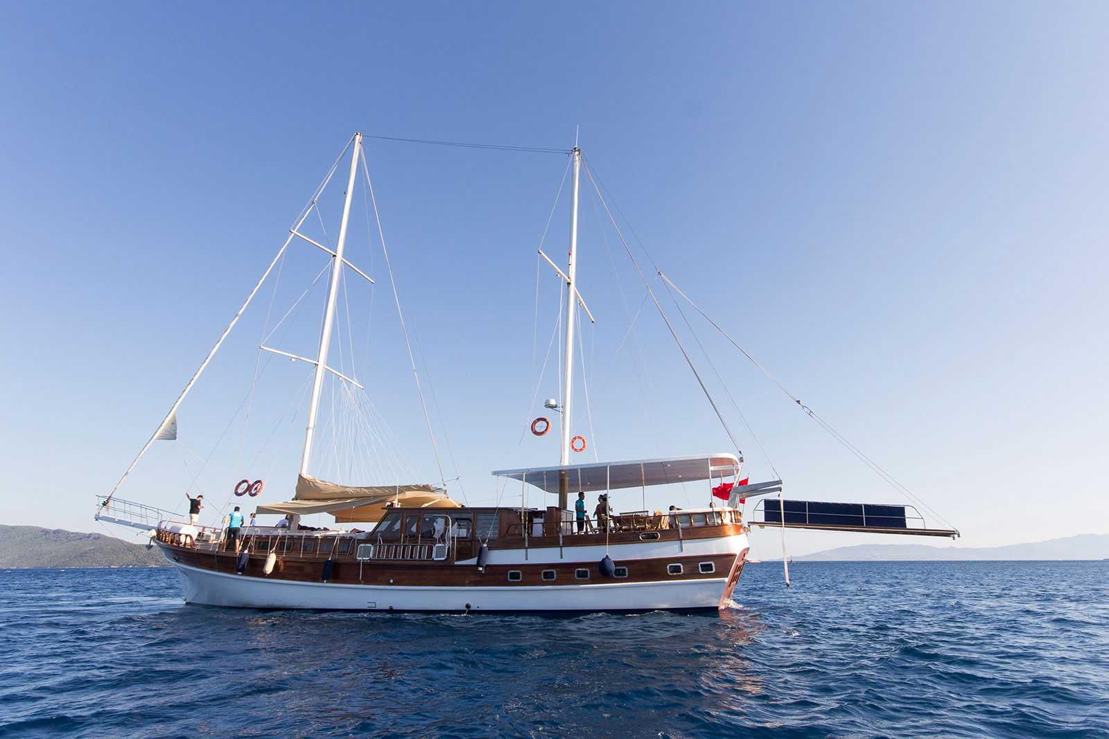 location bateau Hemera