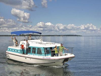 Location bateau  Vetus 1200