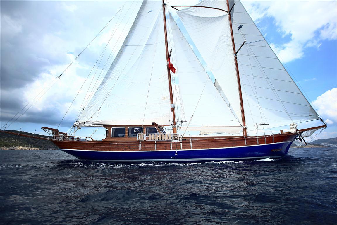 location bateau Sergul Sultan