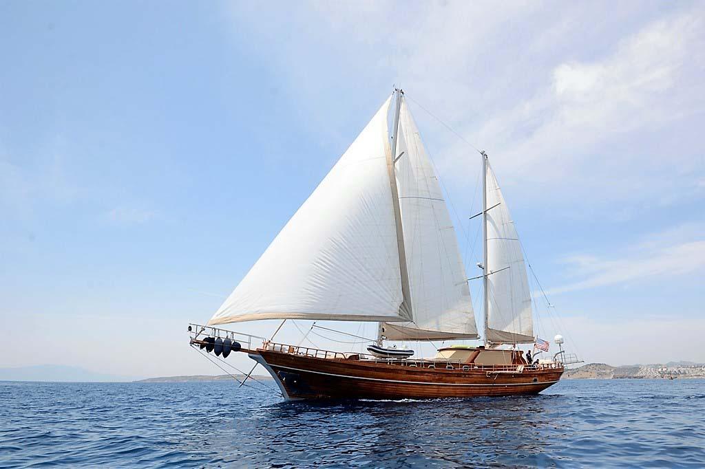 location bateau Artemis Simay