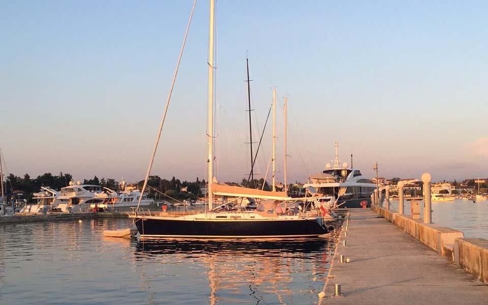 location bateau Impala 48