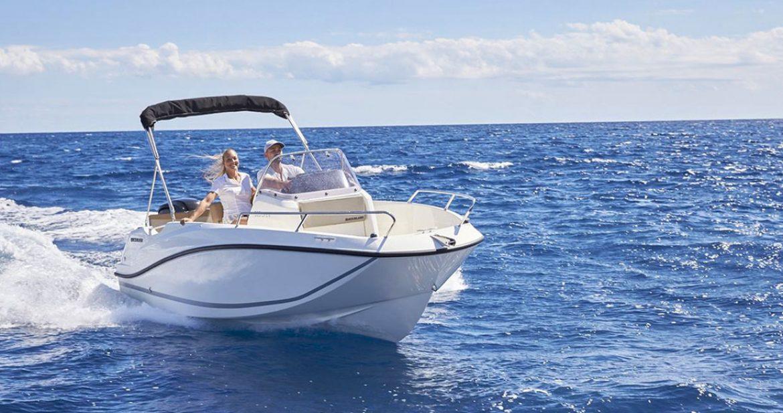 location bateau Activ 505 Open