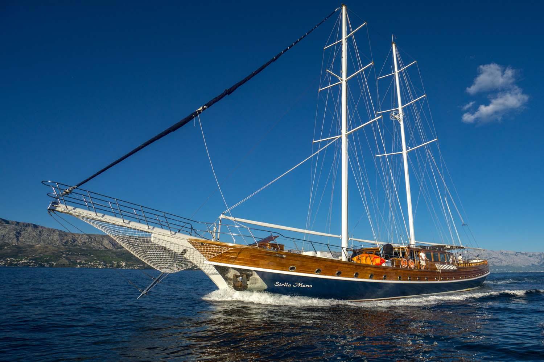 location bateau Stella Maris