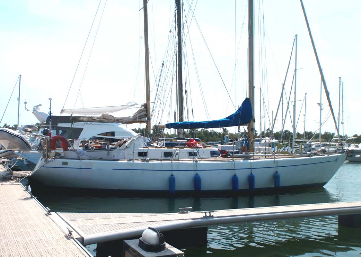 location bateau Beaufort 14