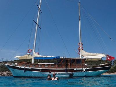location bateau Remo