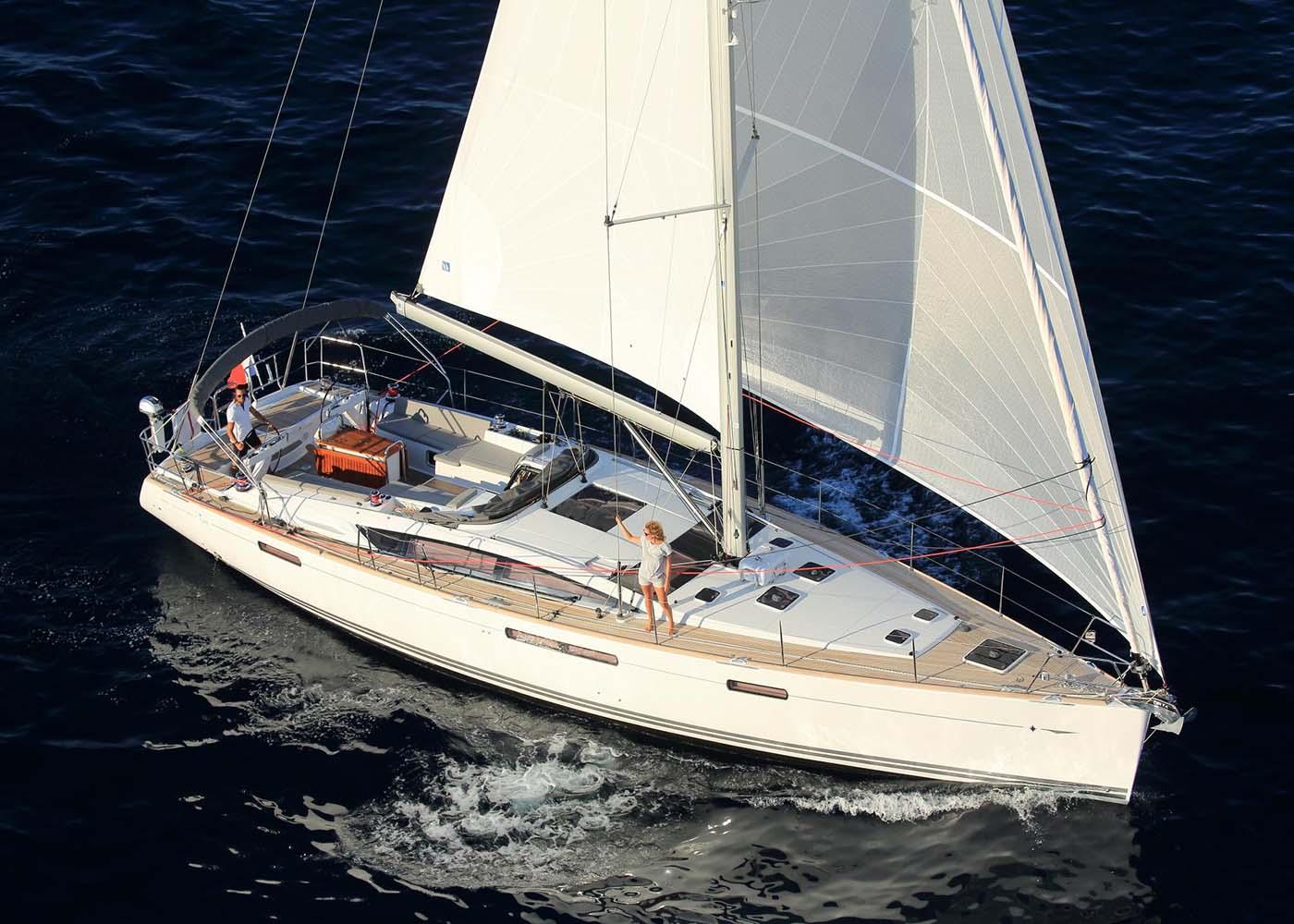 location bateau Jeanneau 58