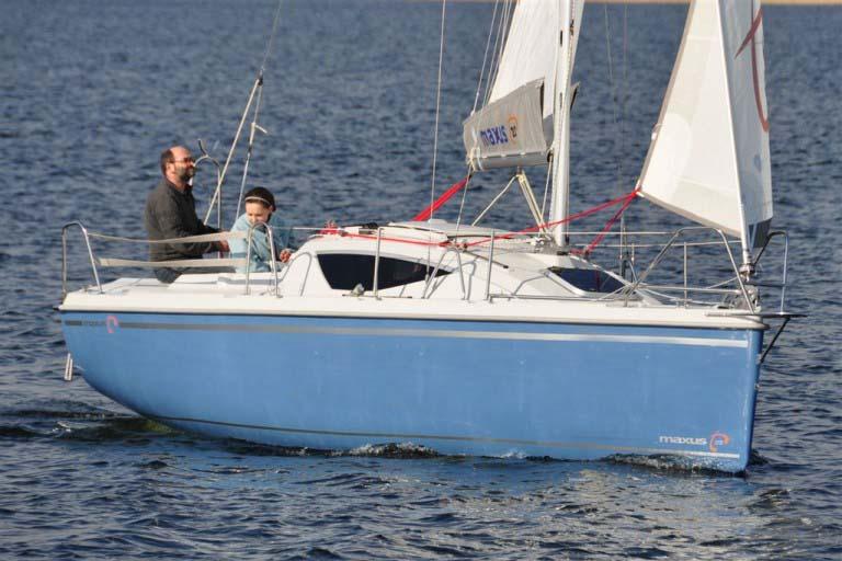 location bateau Maxus 22 Standard