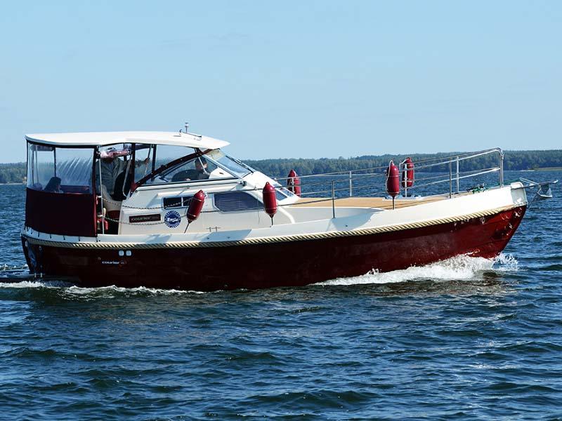 Location bateau  Courier 970 Prestige