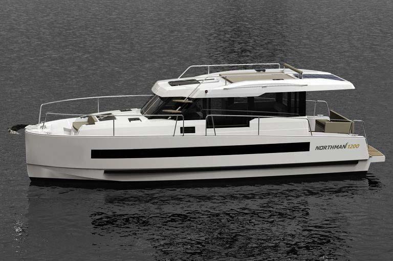 location bateau Northman 1200 Prestige +