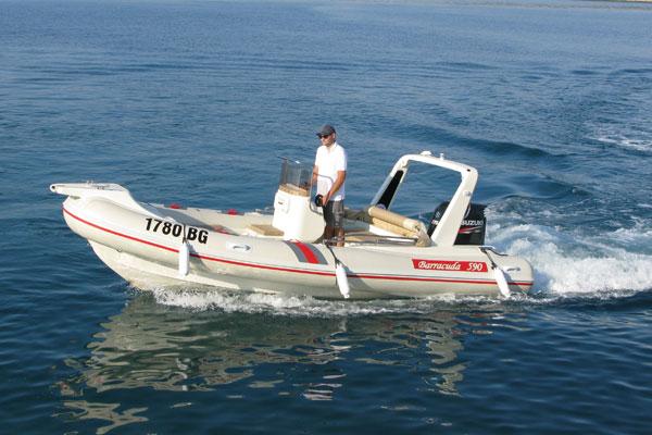 location bateau Barracuda 590