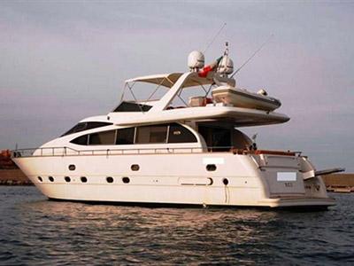 location bateau Benetti SD 62
