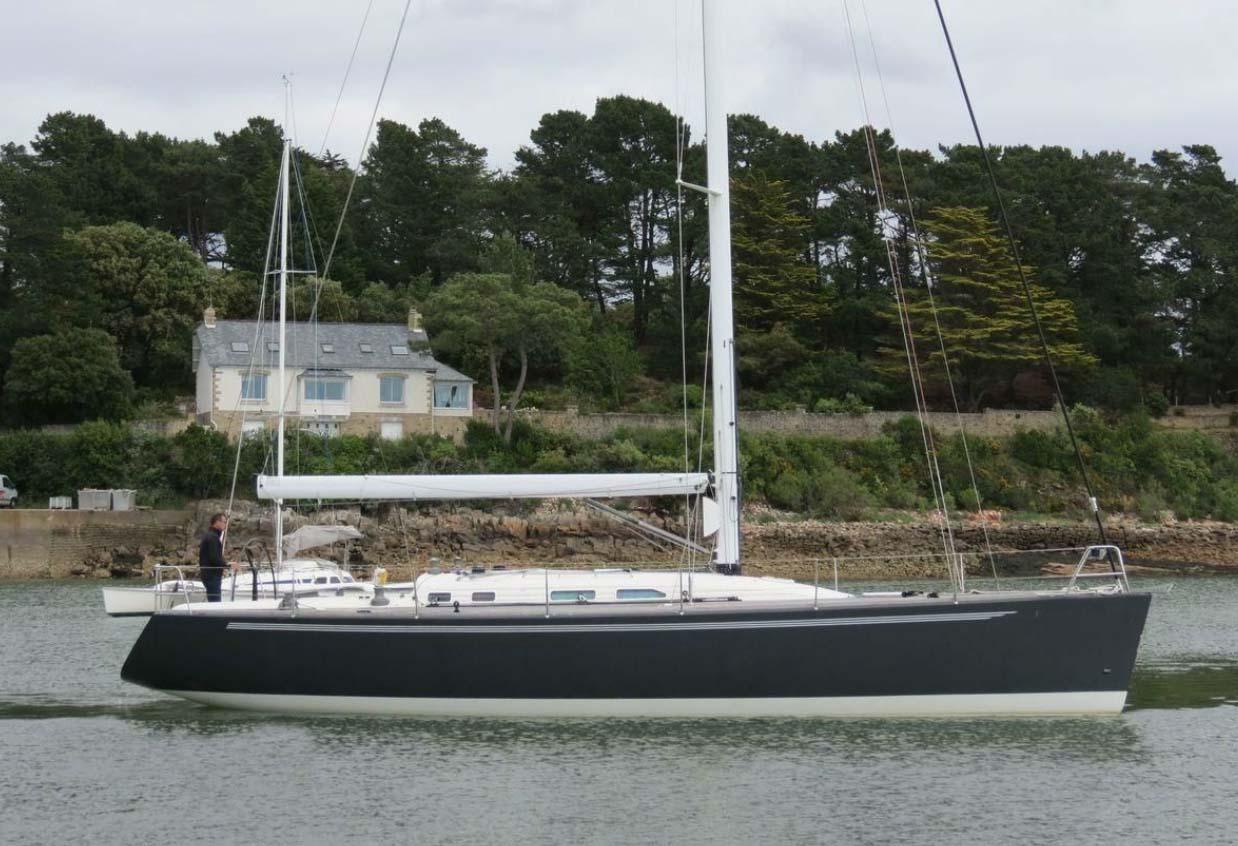 location bateau IMX 45