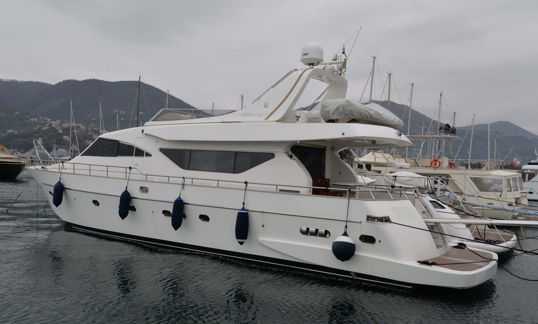 location bateau Alalunga 72