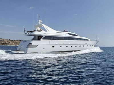 location bateau Tropicana