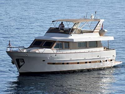 location bateau Blanka