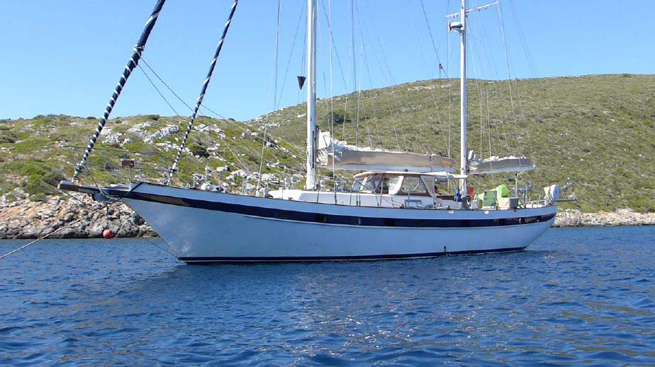 location bateau Jongert Trewes Clipper 67
