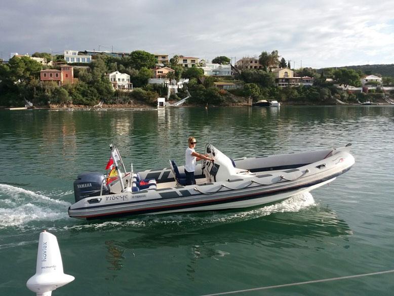 location bateau Ribeye 6.5