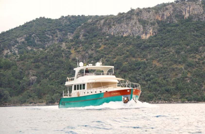 location bateau Babosch