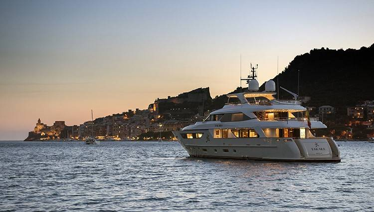 location bateau San Lorenzo 126
